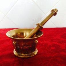Antigüedades: ALMIRÉZ EN BRONCE. Lote 54688748