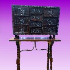 Antigüedades: BARGUEÑO ESPAÑOL S. XVII. Lote 54692986