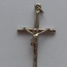 Antigüedades: CRUCIFIJO DE COLGAR DE 3,5 X 2 CMS. Lote 54698381