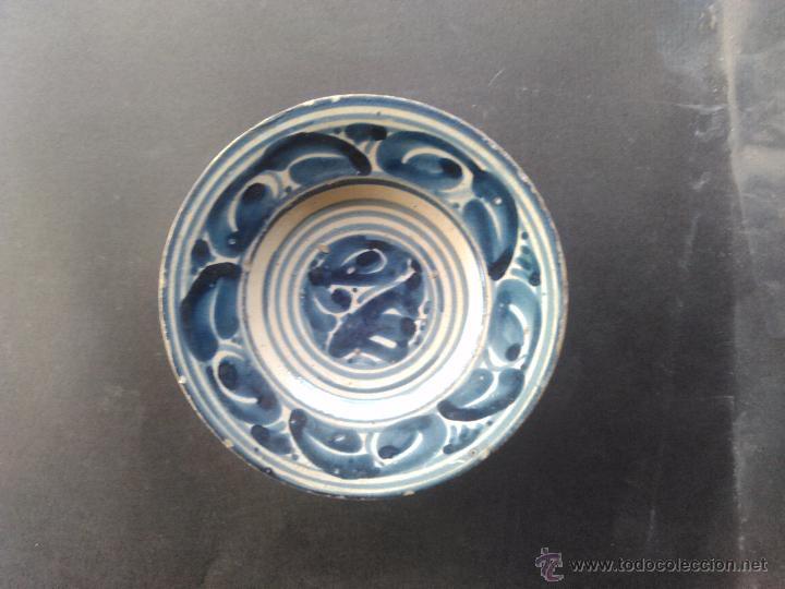 PLATO DE CERAMICA CATALANA (Antigüedades - Porcelanas y Cerámicas - Catalana)