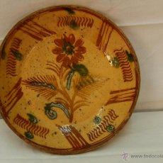 Antigüedades: PLATO BARCELOS. PORTUGAL. SIGLO XIX.. Lote 54715510