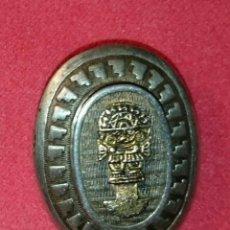 Antigüedades: ANTIGUO BROCHE - ALFILER DE PLATA DE LEY - 1358. Lote 54729411