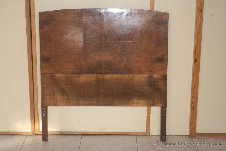 Antigüedades: Cabecero cama - Foto 2 - 54731222