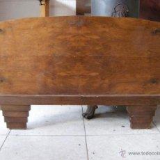 Antigüedades: CABECERO CAMA.. Lote 54731263