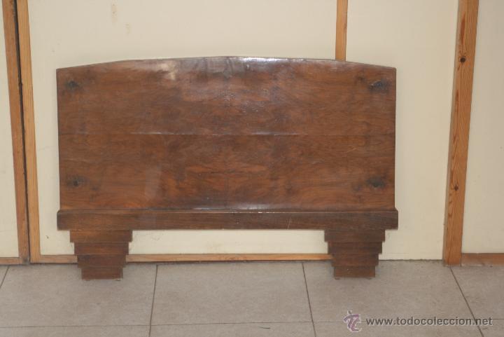 Antigüedades: Cabecero cama. - Foto 2 - 54731263