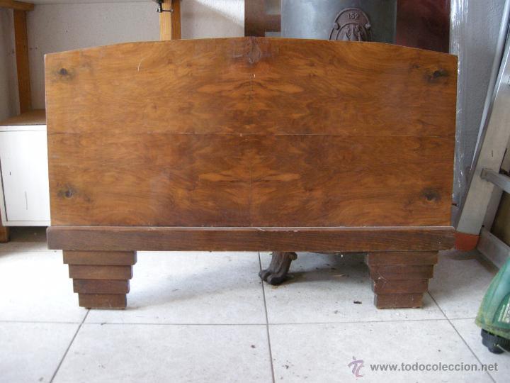 Antigüedades: Cabecero cama. - Foto 3 - 54731263
