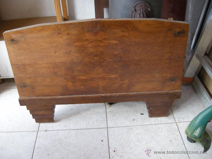 Antigüedades: Cabecero cama. - Foto 4 - 54731263