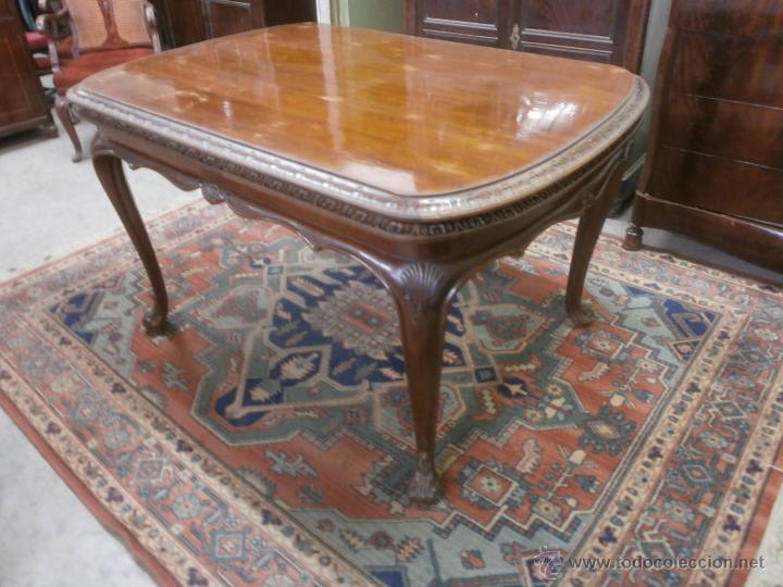 mesa comedor - estilo chippendale - madera de c - Comprar Mesas ...