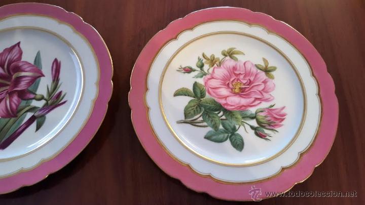 Antigüedades: 3 Fantásticos platos de pastas de Georges Boyer 1º siglo XIX - Foto 2 - 54747799