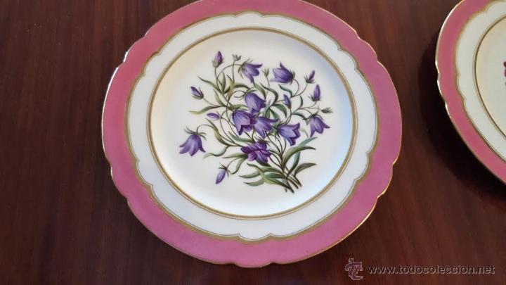 Antigüedades: 3 Fantásticos platos de pastas de Georges Boyer 1º siglo XIX - Foto 3 - 54747799