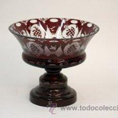 Antigüedades: COPA-CRISTAL-BOHEMIA. Lote 54771233