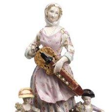 Antigüedades: PORCELANA-MEISSEN. Lote 54772340