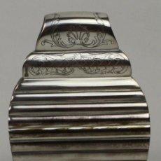 Antigüedades: PINZAS DE MESA. METAL PLATEADO. CRISTHOFEL. EUROPA. SIGLO XIX-XX.. Lote 54601082
