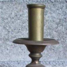 Antiques - CANDELABRO DE IGLESIA de bronce – latón - 54794511
