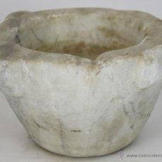 Antigüedades: MORTERO EN PIEDRA. SIGLO XIX.. Lote 51683022