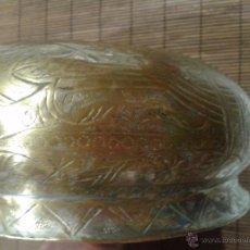 Antigüedades: PEANA O CENTRO DE MESA DEL S XIX, ESTA TOTALMENTE LABRADA.. Lote 54810201