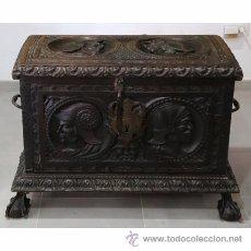 Antigüedades: ARCA DE CEDRO. Lote 54811757