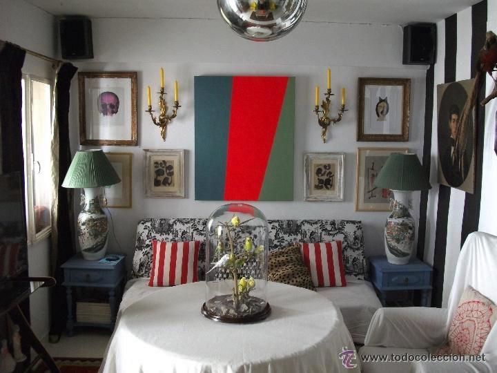 Antigüedades: Apliques estilo Luis XV, estilo rococo,barroco. - Foto 9 - 54824673