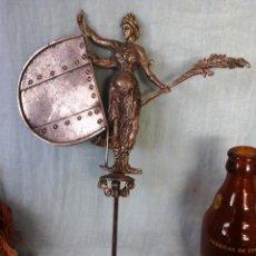 Antigüedades: VIEJO GIRALDILLO. PRECIOSA PIEZA PARA REUTILIZAR Y DECORAR:. Lote 54834940