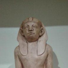 Antigüedades: FIGURA EGIPCIA PARA BELEN, PESEBRE, NACIMIENTO. Lote 54889393