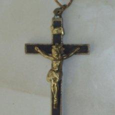 Antigüedades: CRUZ DE METAL.. Lote 54905672