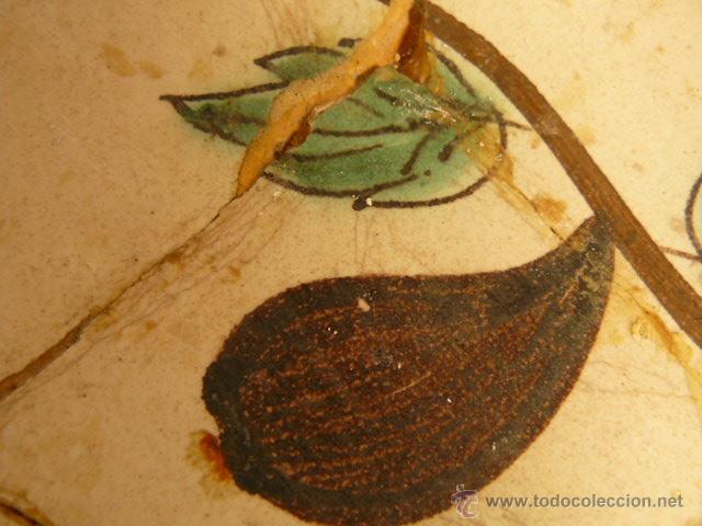 Antigüedades: BALDOSA CATALANA SIGLO XIX - Foto 3 - 54919114
