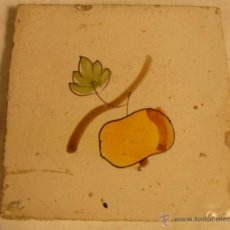 Antigüedades: BALDOSA CATALANA SIGLO XIX. Lote 54919293