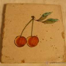 Antigüedades: BALDOSA CATALANA SIGLO XIX. Lote 54919360