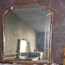 Antigüedades: PRECIOSO ESPEJO, RESTAURADO. Lote 54928249