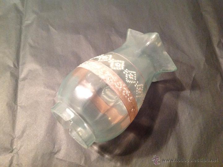 TULIPA DE CRISTAL 12*4,7 CM BOCA (Antigüedades - Iluminación - Otros)