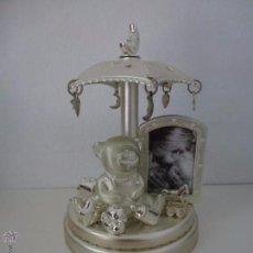 Antigüedades: PORTARETRATO INFANTIL.. Lote 54971921