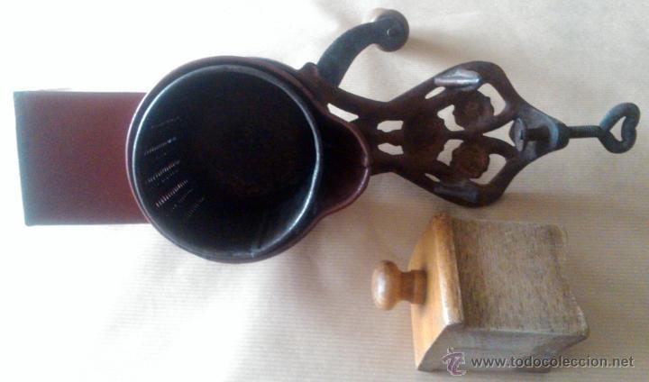 Antigüedades: RALLADOR DE QUESO MARCA FRAUENLOB - Foto 5 - 135385605