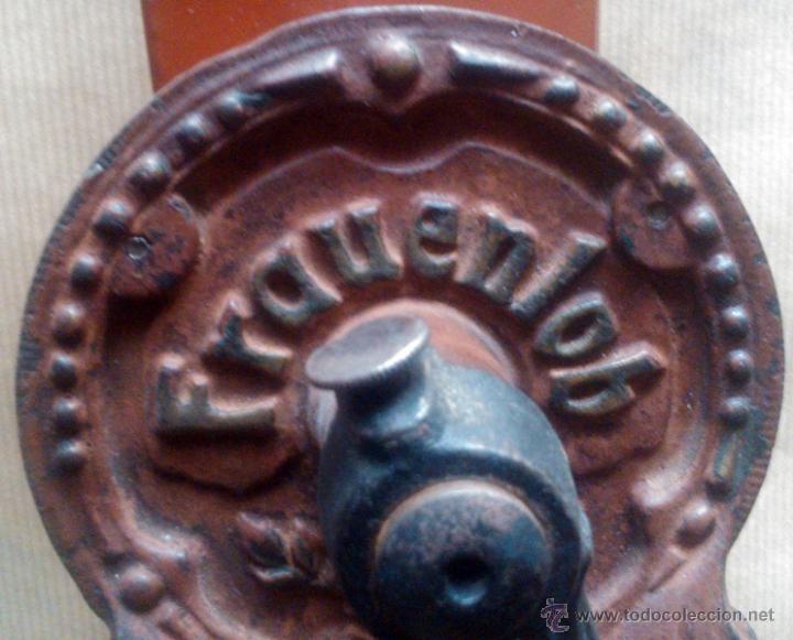 Antigüedades: RALLADOR DE QUESO MARCA FRAUENLOB - Foto 9 - 135385605