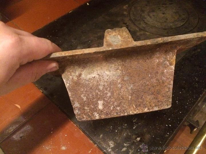 Antiguo fog n cocina de brasa carb n de hie comprar - Cocina de carbon ...