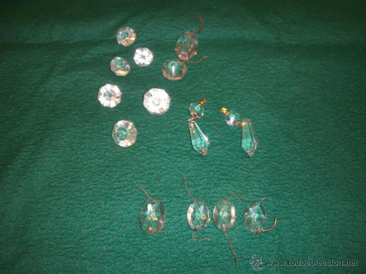 Antigüedades: lágrimas de lámparas antiguas - Foto 2 - 54996305