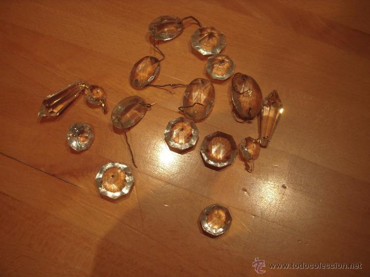 Antigüedades: lágrimas de lámparas antiguas - Foto 3 - 54996305