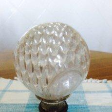 Antigüedades: FABULOSA BOLA DE BALCÓN. Lote 55025697