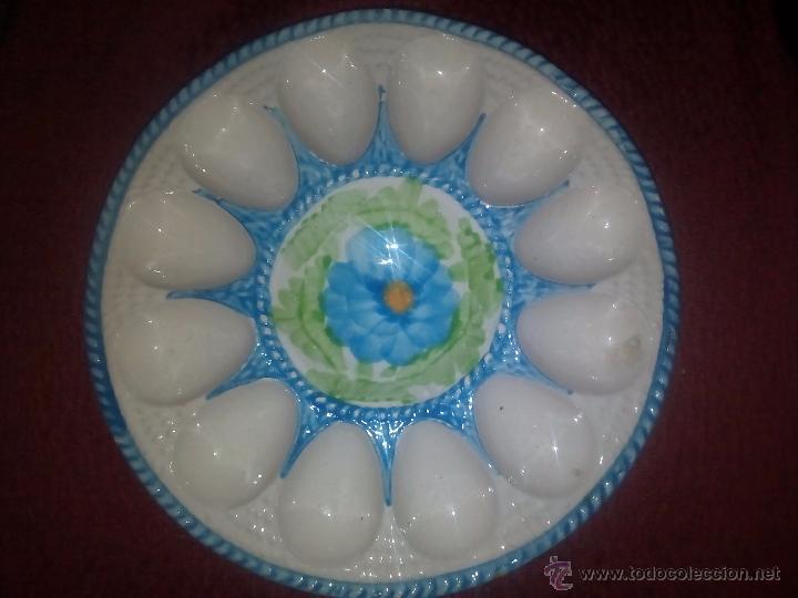 HUEVERA ANTIGUA (Antigüedades - Porcelanas y Cerámicas - Otras)