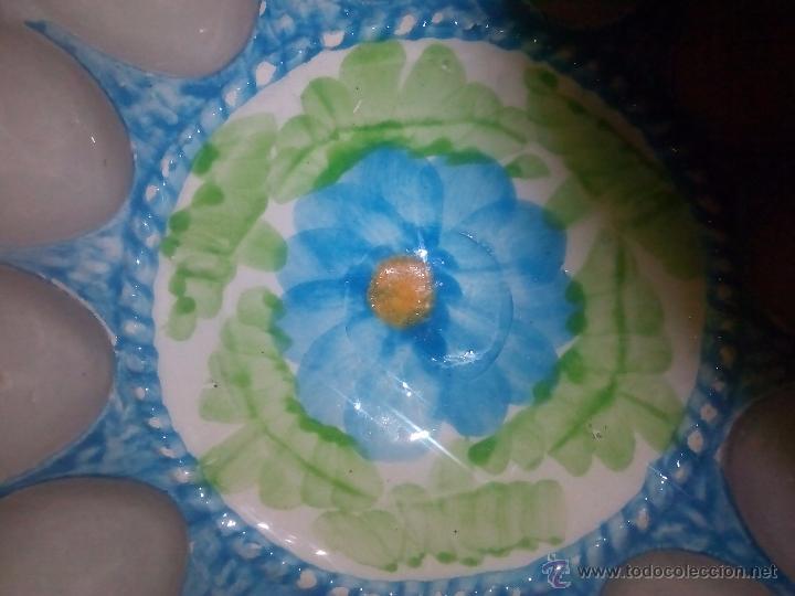 Antigüedades: Huevera Antigua - Foto 3 - 55040189