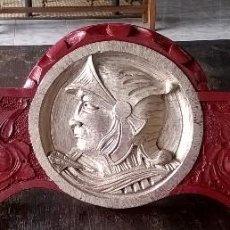 Antigüedades: PERCHERO DE MADERA. Lote 55073199