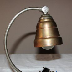 Antigüedades: ANTIGUA LAMPARA DE SOBREMESA. Lote 55139144
