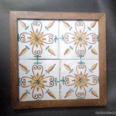 Antigüedades: AZULEJOS CATALANES. Lote 55227072