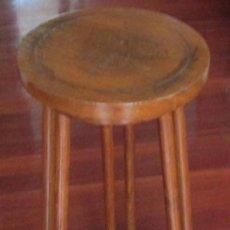 Antigüedades: PEANA – MACETERO DE ROBLE. Lote 55323863