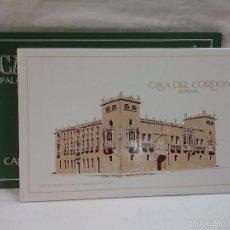 Antigüedades: AZULEJO CASA DEL CORDON , SEDE SOCIAL DE LA CAJA DE AHORROS MUNICIPAL BURGOS - DE PORCELANOSA . Lote 55324950