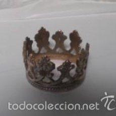 Antigüedades: CORONA PARA IMAGEN RELIGIOSA. Lote 55337679