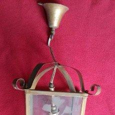 Antigüedades: ANTIGUO FAROL LAMPARA. Lote 55350237