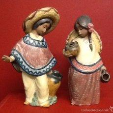 Antigüedades: PANCHITO Y LUPITA / LLADRÓ /. Lote 55373007