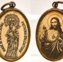 Antigüedades: ANTIGUA MEDALLA MARE DE DEU DE LA PAU PATRONA D`ALERTORN ARTESA DE SEGRE LLEIDA. Lote 83619246