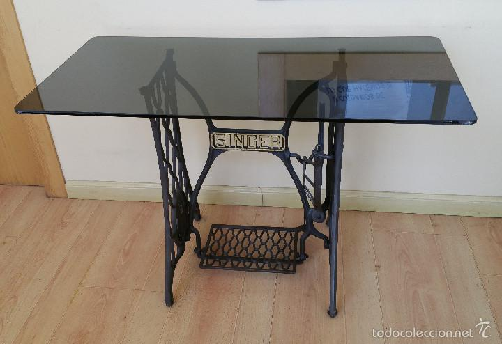Tablero de cristal para mesa comprar mesas antiguas en - Tableros para mesas ...