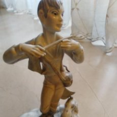 Antigüedades: FIGURA PORCELANA MARCA FRANJU MADE IN SPAIN. Lote 55559170